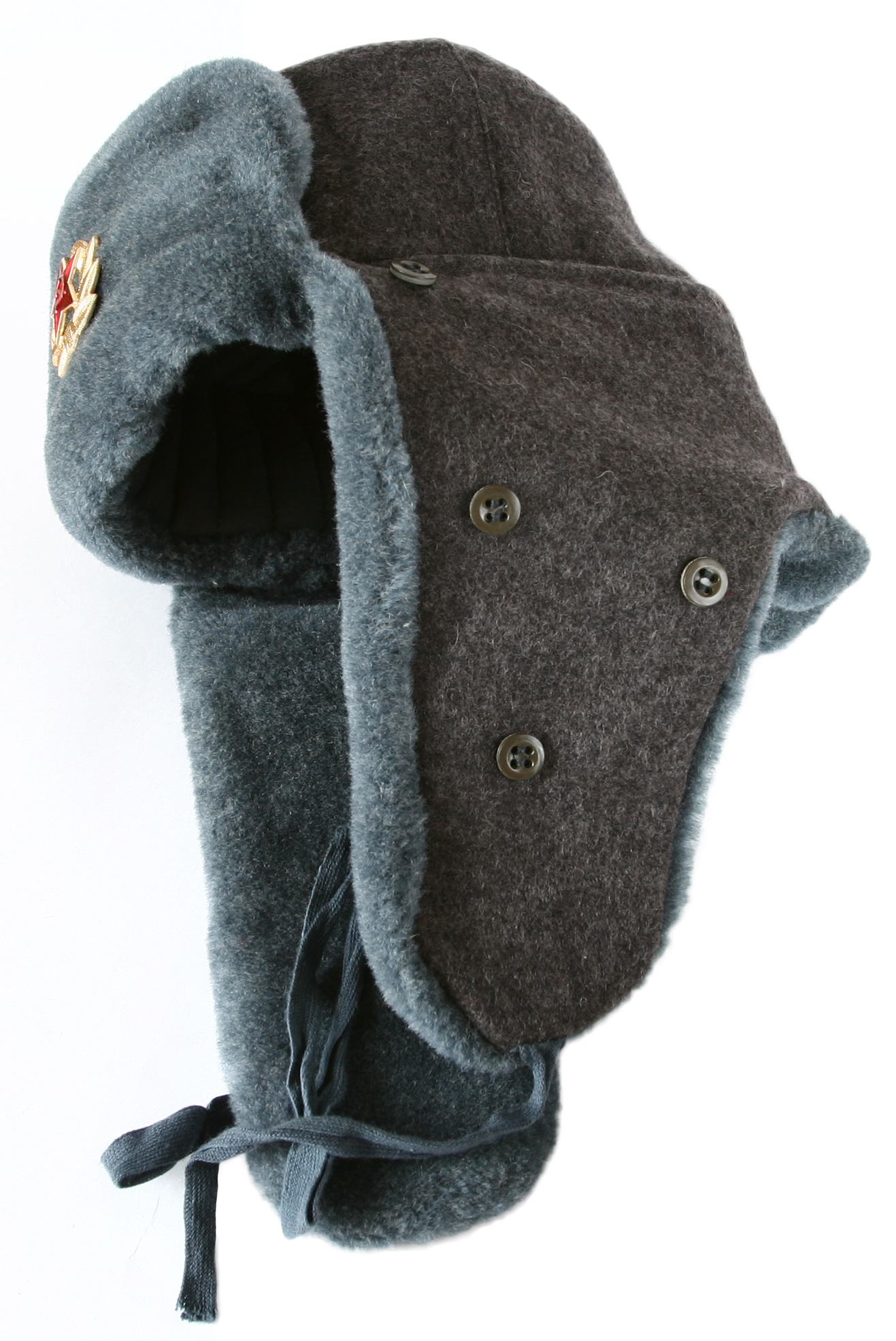 417838023269c Arctic circle Soviet Army soldier authentic ushanka