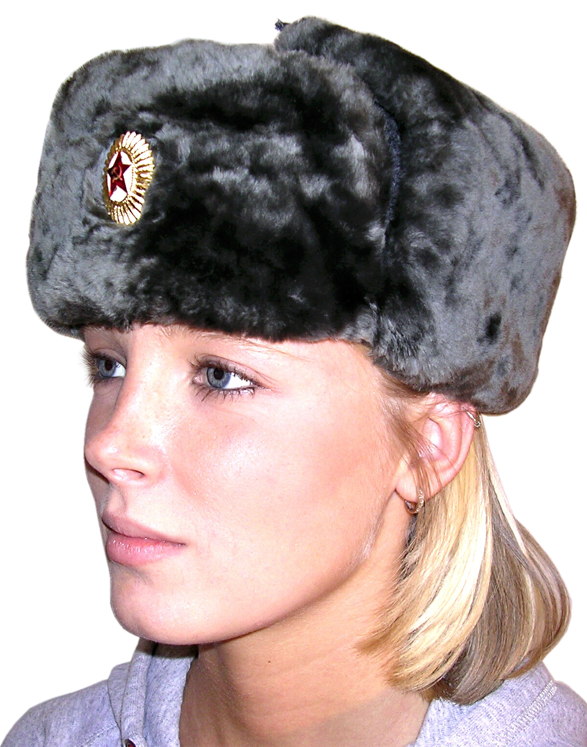 afaa483c2a72f Soviet army officer lamb fur hat. Authentic. Made in Soviet Union.